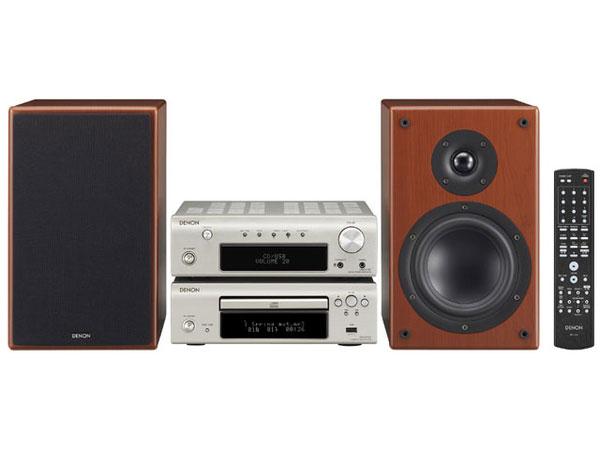Denon's F-Series, Compact Luxury Hi-Fi | Audioreview