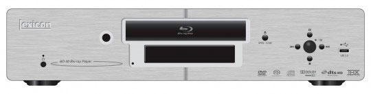 Lexicon BD-30 blu-ray player