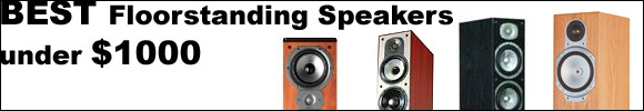 Editor S Choice Best Floorstanding Speakers Under 1000
