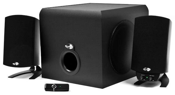 klipsch promedia 2 1 wireless pc speaker system audioreview. Black Bedroom Furniture Sets. Home Design Ideas