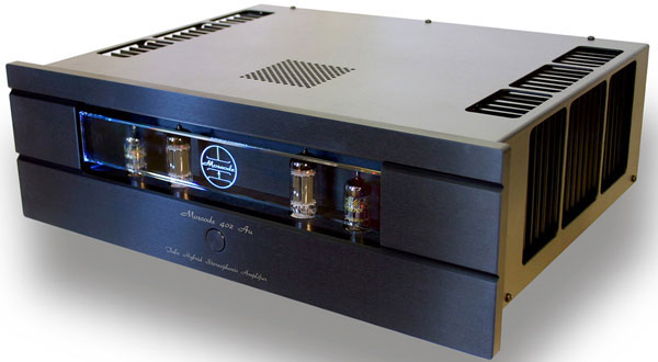 Moscode 402Au OLT stereo power amplifier Review | Audioreview