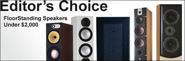 Editors Choice Best Floorstanding Speaker Under 2000
