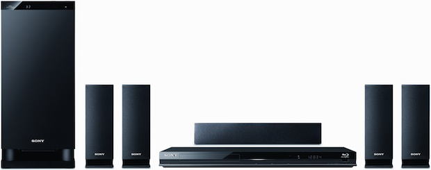 sony home theater sound system. sony makes 3d plus great surround sound simpler than ever with the arrival of three new systems designed to give room-filling audio without filling room home theater system