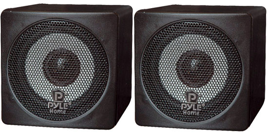 Pyle PCB3BK 3 Inch Speakers Editorial Review