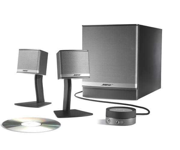 bose desktop speakers. the bose companion 3 series ii computer speakers desktop e