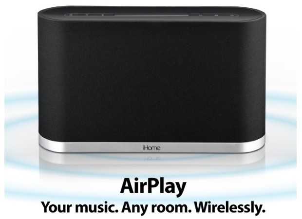 ihome delivers wireless audio experience with release of new iw1 rh audioreview com iHome Under Cabinet Radio Manual iHome iPod Shuffle Manual and W