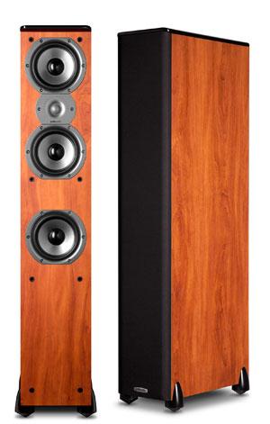 Polk Audio Tsi400 Floorstanding Speaker Editorial Review
