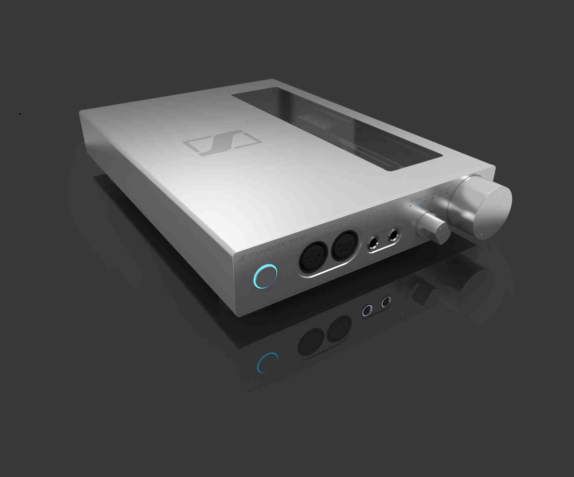 Sennheiser Presents Its Digital Headphone Amplifier Audioreview Hd 800 Dynamic Stereo